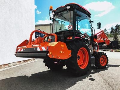 Trakctor-Kioti-CK4010-front-loader-shredder-Tierre-Lupo.JPG